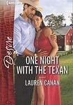 a canan one night with the texan
