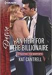 a cantrell an heir for the billionaire