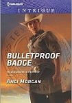 a morgan bulletproof badge