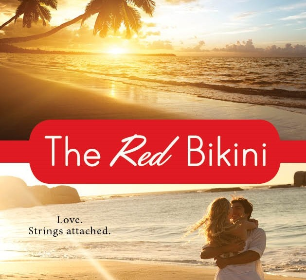 christopher- the red bikini