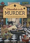 a weiss chocolate a la murder