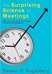 a rogelberg the suprising science of meetings