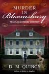 Quincy - Murder in Bloomsbury