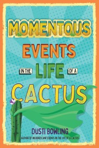 Momentous Events cover