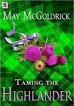 a mcgoldrick taming the highlander