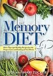 a zucker memory diet