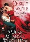 a carlyle a duke changes everything