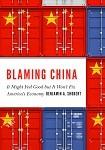 a shobert blame china