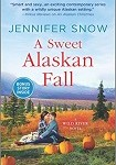 a snow a sweet alaskan fall